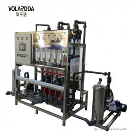灵山县自来水厂水处理净化设备 10T/H超滤纯水设备水处理系统