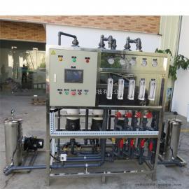 超滤矿泉水处理 山泉水井水除悬浮物泥沙净化设备