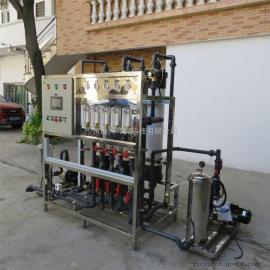 山泉水净化桶装水制取设备 小瓶矿泉水生产装置 前置超滤设备