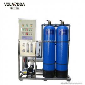 火车站地下水净化公共直饮水设备 晨兴直供1T/H经济型超滤设备