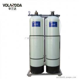 家用井水地下水自来水除氟设备 全自动三级中央净水设备