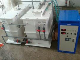 次氯酸钠发生器杀菌消毒装置