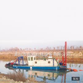 小河道挖泥船施工 小水库清淤船 小型绞吸式挖泥船定制 小挖泥船