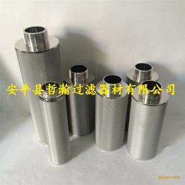 304/316L金属网丝网滤芯 不锈钢烧结粉尘气体过滤器