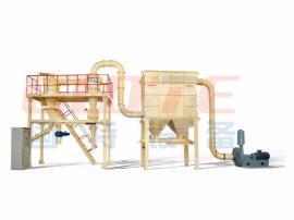 国特立式气流分级机分级精度高