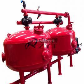 中远通 ZYT-AS605污水处理 全自动砂滤器
