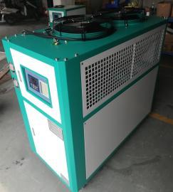 风冷式机械油箱工业制冷机