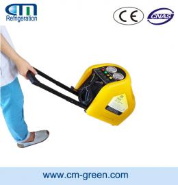 维修用冷媒快速回收机 便携式 单缸 双缸