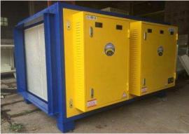 厂家工业油烟油雾净化器低温等离子油雾净化处理设备