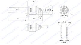二村机械FUTAMURA BD10/16(小径用)系列WBD4-102顶针日本原装