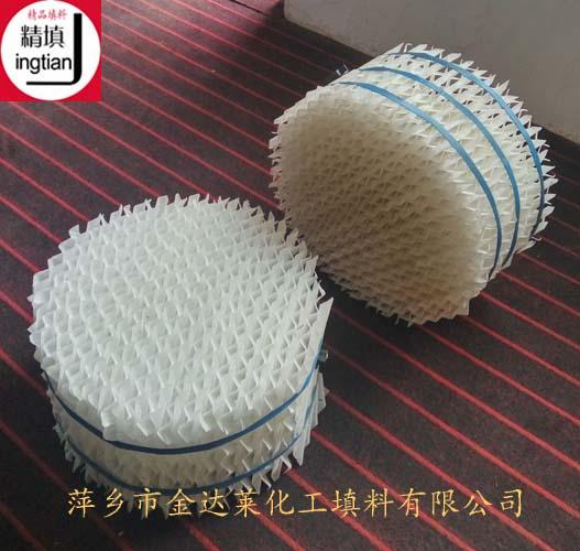 塑料孔板波纹填料 PP RPP PPH PVDF波纹填料 吸收塔用规整填料