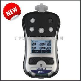 美国华瑞PGM2500四合一气体检测仪 四合一报警器