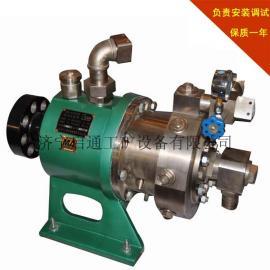 7BZ-4.5/16煤层注水泵 使用说明书 负责安装