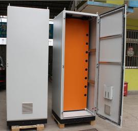电气柜体 配电柜 九折型材控制柜 仿威图机柜 网络服务器机柜