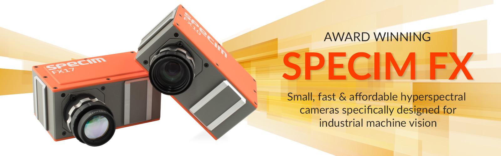 Specim FX10/FX17轻便型高光谱成像仪