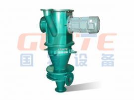国特卧式单转子气流分级机高细度大产量