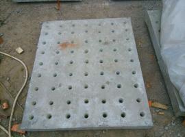 混凝滤板 水泥滤板定制 高效水处理专用 沉淀池滤板厂家优惠