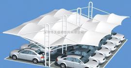 高速收费站膜结构 景观张拉膜结构 游泳馆张拉膜结构遮阳棚
