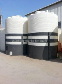30吨混凝土搅拌站专用塑料储罐佳士德生产厂家专卖