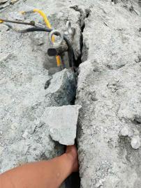 矿山花岗岩开采分裂机