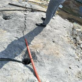 石头劈裂器大型劈裂机