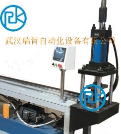 哈芬槽冲孔机,瑞肯CKPLC数控冲孔机,安全梯冲孔机