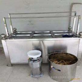 豆油皮机 酒店豆油皮机简单实用
