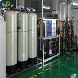 润滑油生产用反渗透去离子水设备 化工行业用去离子水设备