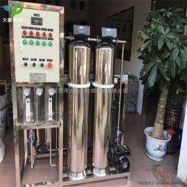 硅胶行业用反渗透设备 双级反渗透纯水设备 纯净水设备