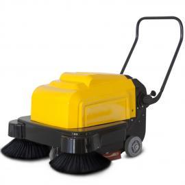 现货供应明诺电动手推式吸尘清扫车MN-P100A灰尘垃圾扫地车
