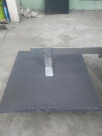 接地模块 高导接地模块GD-M-P418是正方形中间有不锈钢电极