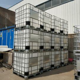 1吨化工包装桶敞口ibc塑料集装桶吨桶阀门配件包装桶生产厂