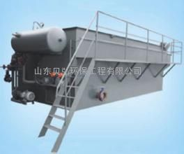 土豆淀粉污水处理 气浮机厂家贝弘环保
