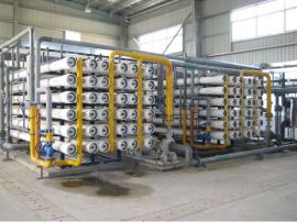 垃圾渗透液处理设备 生化处理工程 MBR 纳滤NF 反渗透RO