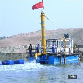 鼎科大规模耙吸式挖泥船 吸扬式挖泥船耙头 耙吸式挖泥船打夯