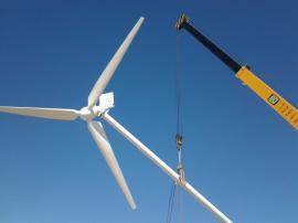 半价3000W持家穿堂风变压器超功率海岛养殖3KW穿堂风变压器48V三叶片