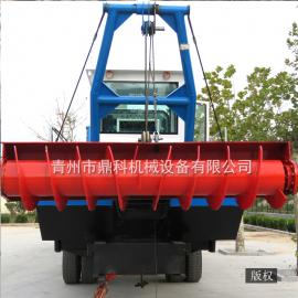 河道运河耙吸式挖泥船 鼎科小型耙吸船生产厂家 定制挖泥船
