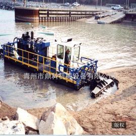 鼎科小型耙吸式挖泥船 挖泥抽沙码头河道清淤设备 浅海挖泥船