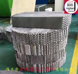 金属规整波纹填料 125 250 450不锈钢孔板波纹填料