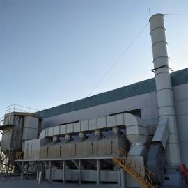 活性炭吸脱附催化燃烧废气治理技术
