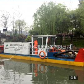 液压耙吸式挖泥船挖泥沙 新型螺旋刨刀挖泥船 铰泥船生产生产