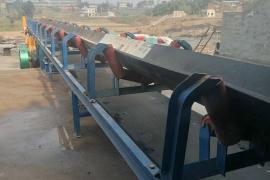 dtl带式输送机 矿山皮带机厂家 嵩阳煤机