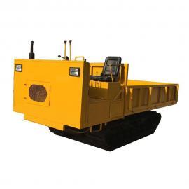 4吨履带运输车矿用农用都合适 全地形履带车适应性强