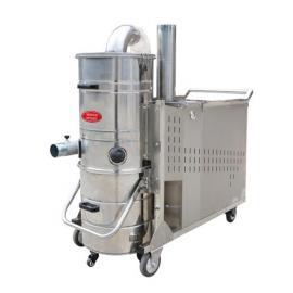 打磨车间用吸颗粒焊渣铁粉用强力吸尘器4000W大功率吸尘器厂家