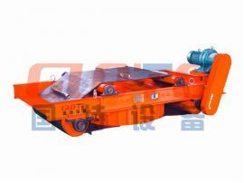 国特RCDD干式自卸电磁除铁器透磁深度大、吸力强、防尘