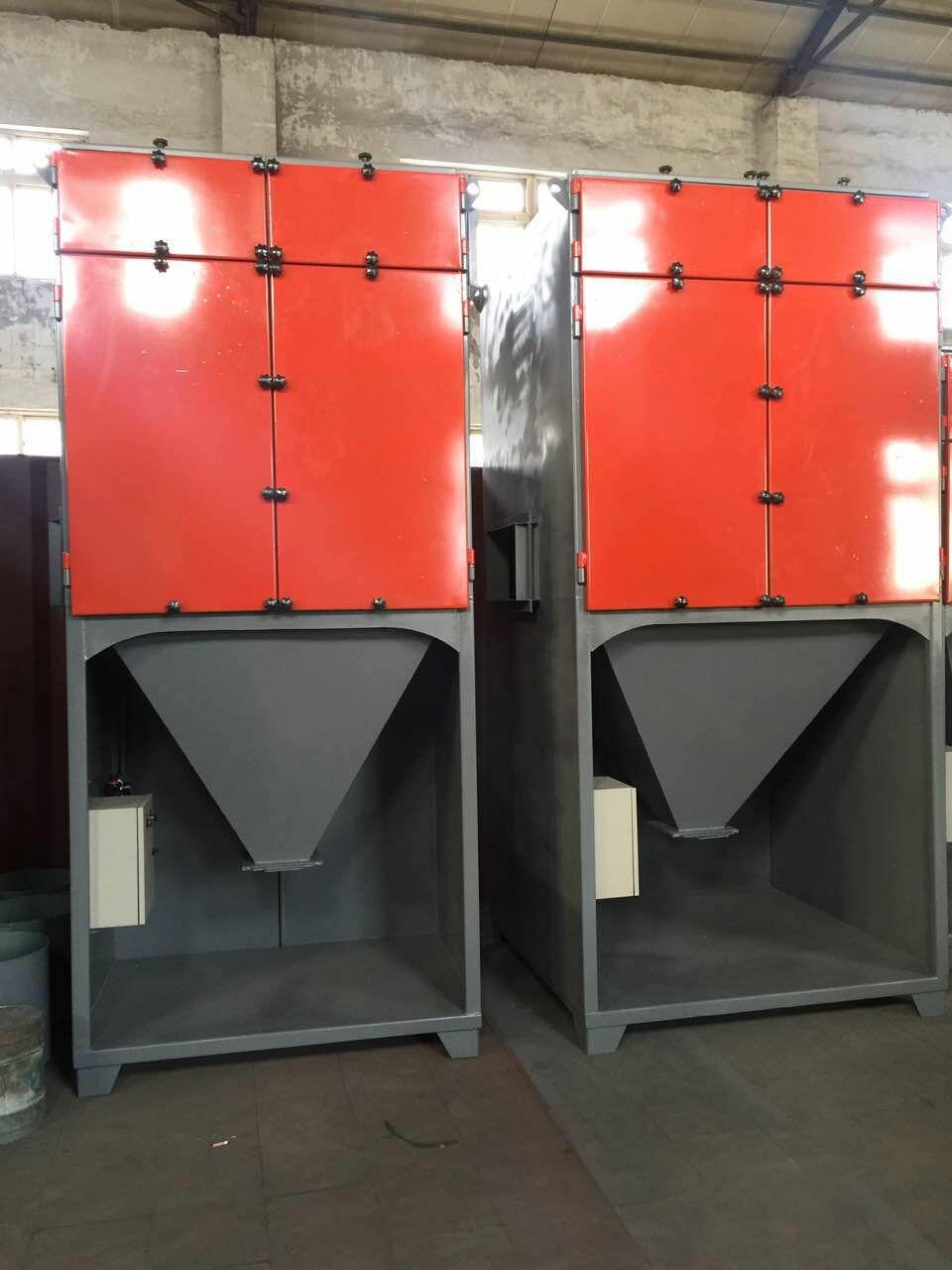 焊烟车间除尘设备 滤筒除尘器