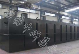 伊犁小区污水处理设备