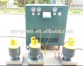 冷媒灌装机 分装效率高 三个工位可同时工作 春木厂家直销