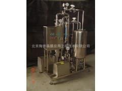 牛乳浓缩并脱除抗生素残留、提高蛋白含量用陶瓷膜浓缩机