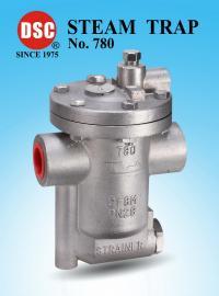 DSC780/781全不锈钢倒桶式蒸汽疏水阀